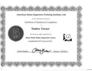 Timer-Turner-AHIT-Certificate
